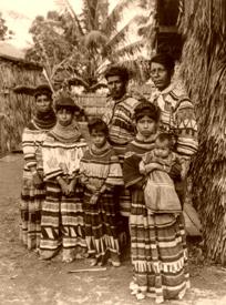 Seminole Indians in Miami, Keystone View Co., 1926