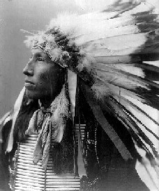 James Lone Elk - Sioux