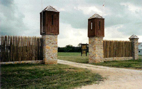 St. Philippine Duchesne Memorial Park near Centerville, Kansas