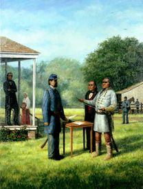 Surrender of Stand Watie