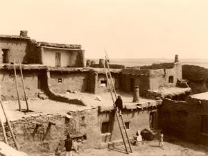 Zuni Pueblo in 1903