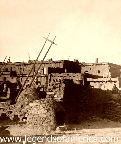A Zuni Village