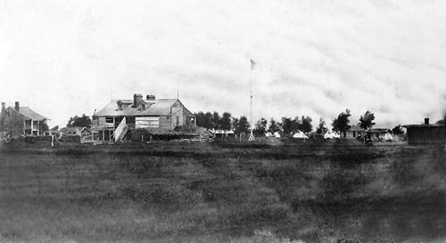 Vintage Fort Kearny