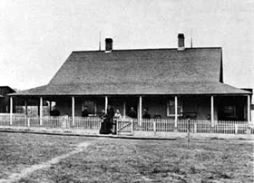 Fort Robinson, 1870's