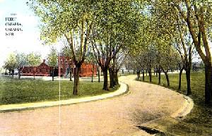 Fort Omaha, Nebraska