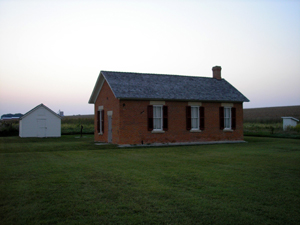 Freeman School, Homestead National Monument, Kathy Weiser 2005