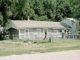Midway Ranch Station, Nebraska