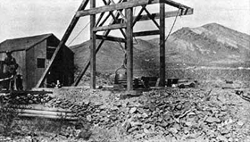 Big Bullfrog Mine, 1905