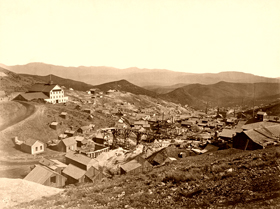 Gold Hill, Nevada, 1867,