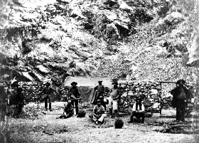 Ives Expedition, 1858