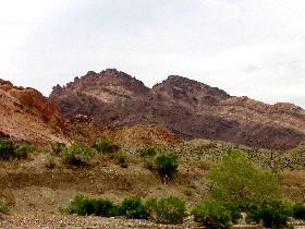 Nelson, Nevada area,