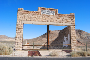 Porter General Store, Rhyolite, Nevada