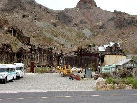 The Techatticup Mine Today