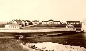 Fort Totten, North Dakota, mid 19th Century