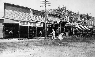 Vintage Chandler Oklahoma