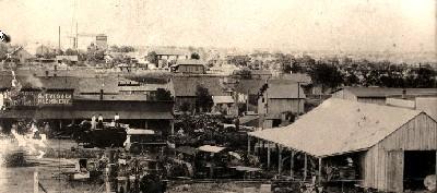 Historic Claremore, Oklahoma,