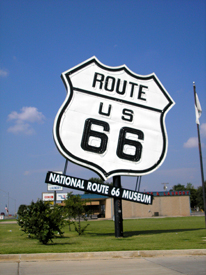 National Route 66 Museum in Elk City, Oklahoma
