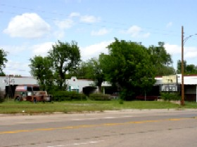 Winds Motel in Erick, Oklahoma