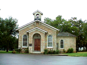 Fort Sill, Oklahoma chapel
