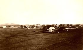Fort Sill, Oklahoma by Caleb Henry Carlton, 1889