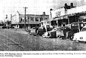 Foss Oklahoma in 1959