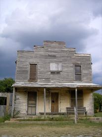 Ingalls, Oklahoma O.K. Hotel