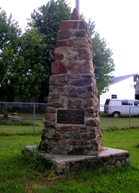 Ingalls, Oklahoma Memorial