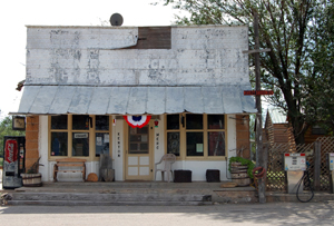 Kenton, Oklahoma Mercantile 