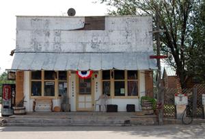 Kenton, Oklahoma Mercantile
