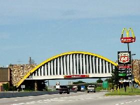 Largest McDonalds Vinita, Oklahoma