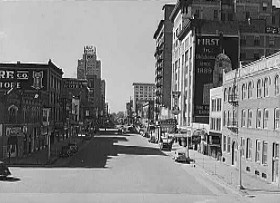 Oklahoma City in 1942