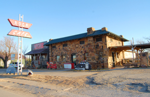 Rock Cafe, Stroud, Oklahoma