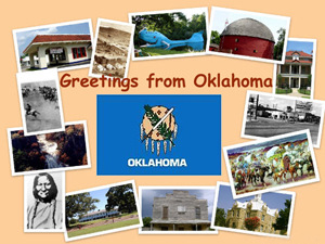 Oklahoma Collage