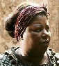 Aunt Lou is played by Cleo King on the HBO Series