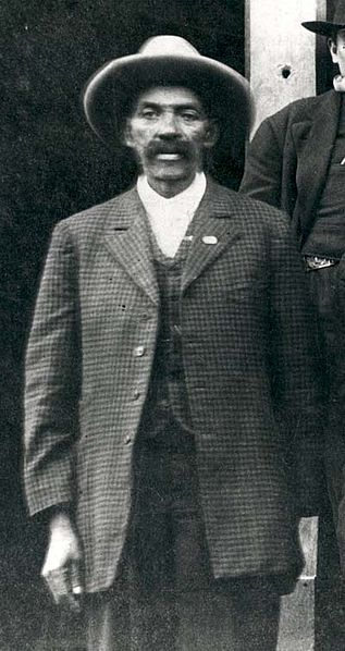 Bass Reeves 1907