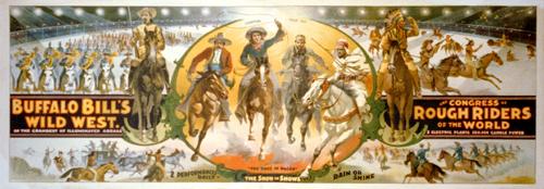 Buffalo Bill's Wild West Congress, 1895