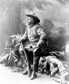 Buffalo Bill Cody in 1903