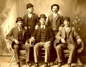 Butch Cassidy and the Wild Bunch