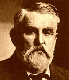 Charles Goodnight in later years.