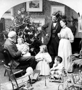 Family Christmas, 1897