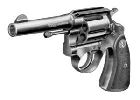 Colt Double Action Revolver