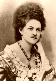 Eleanor Dumont, Madame Mustache
