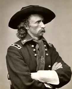 George A Custer