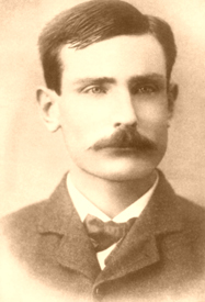 James Masterson, DodgeCity, Kansas Lawman