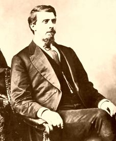 Judge Isaac Parker