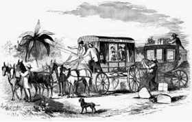 Light Stagecoach