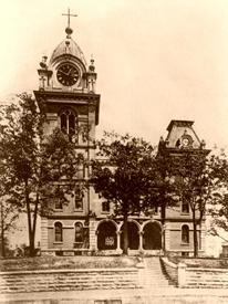 Nashville Courthouse