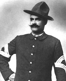 Sergeant Benjamin Brown