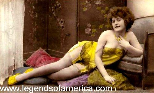 prostitute in american