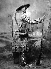 Tom Tobin, frontiersman
